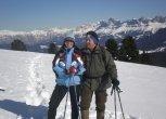 Schneeschuhwanderung Jochgrimm